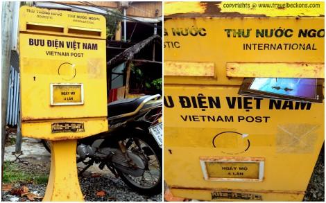 Mui Ne mailbox