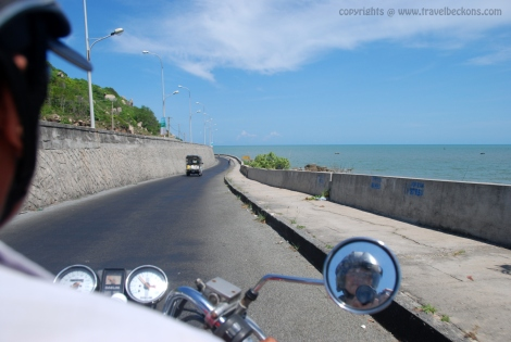 Easy Rider - Along the way to Mui Ne