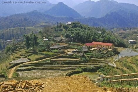 Sapa - village