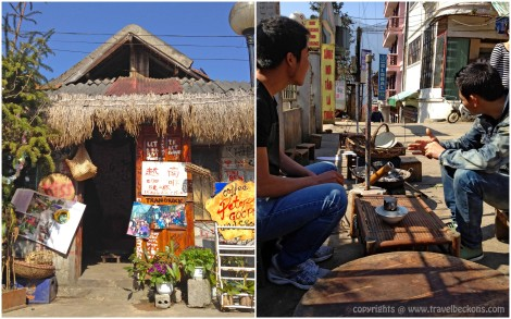 Back Alley Sapa Cafe
