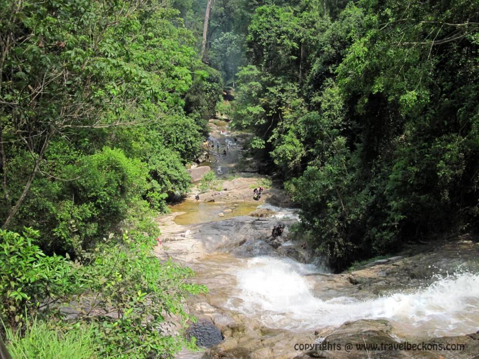 Ledang Waterfall, Johor