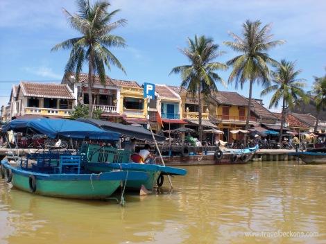 Hoi An River