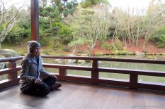 """Japanese Garden of Contemplation   This is a garden that embraces contradiction in all its forms, i.e. movement/stillness, complexity/simplicity, vastness/ smallness, and even wet/dry..."""""""