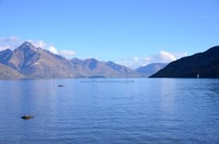 A view of Lake Wakatipu
