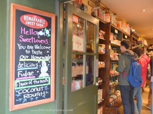 The Remarkable Sweet Shop!