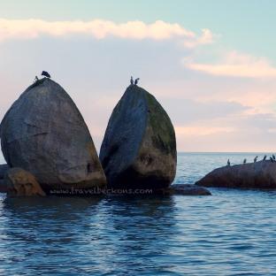 Split Apple Rock