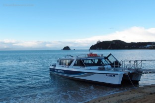 Abel Tasman Sea Shuttle