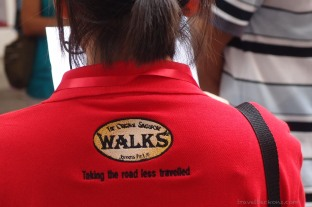 The original Singapore walks~