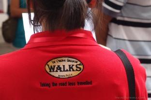 The original Singapore walks~