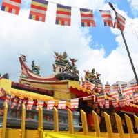 Explore SG: Leong San See (Dragon Mountain Temple)