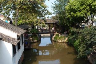 Xinchang ancient watertown
