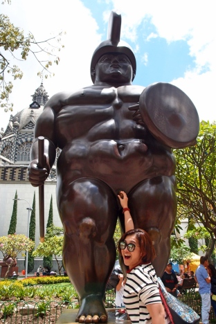 Botero and the myth of love