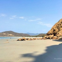 Playa Los Frailes: One of Ecuador's most beautiful beaches