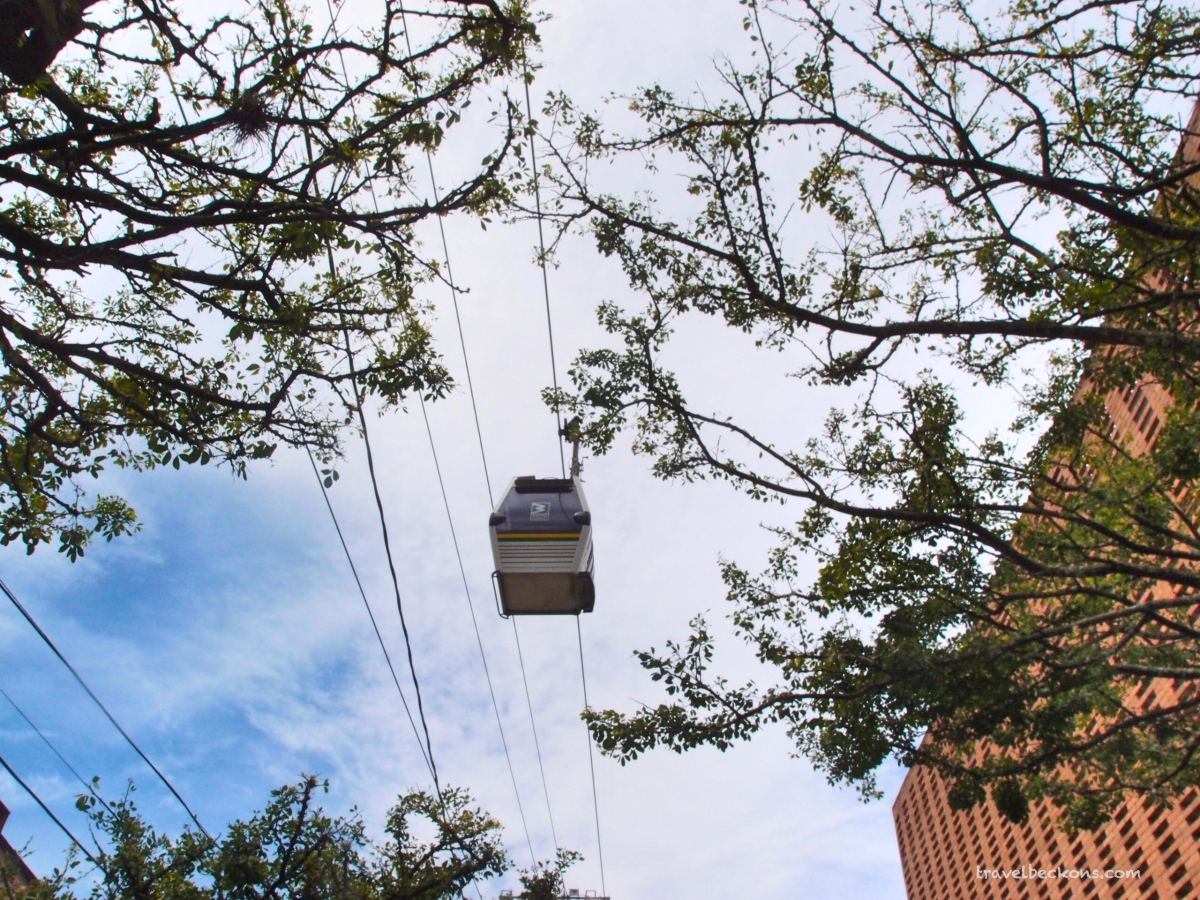 Medellin Metrocable: Not Just A Tourist Attraction In Colombia