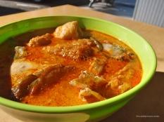 Curry noodles at Restoran Hoi Yin, Kuantan