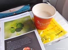 Onboard a Firefly flgiht