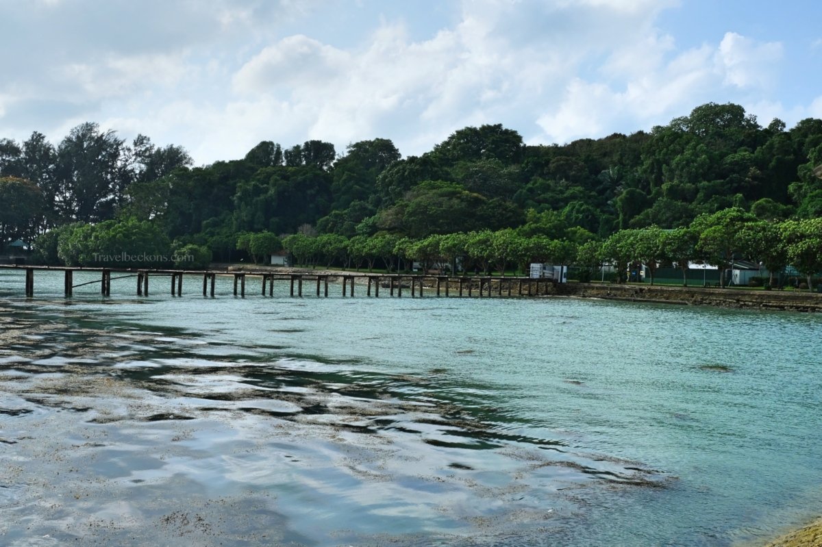 Beyond Singapore City: Day Trip at St John's and Lazarus Islands